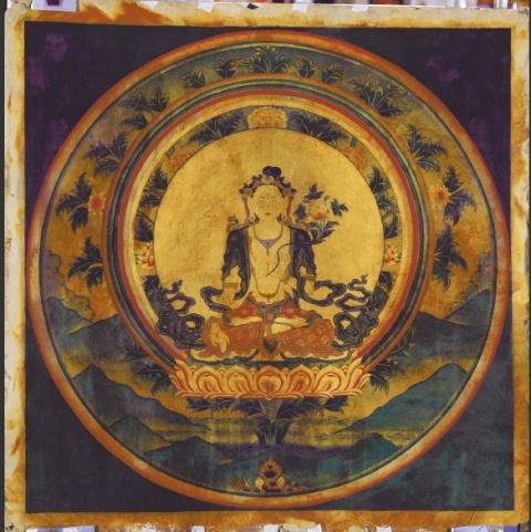 White Tara – Oiling a Rusty Mind